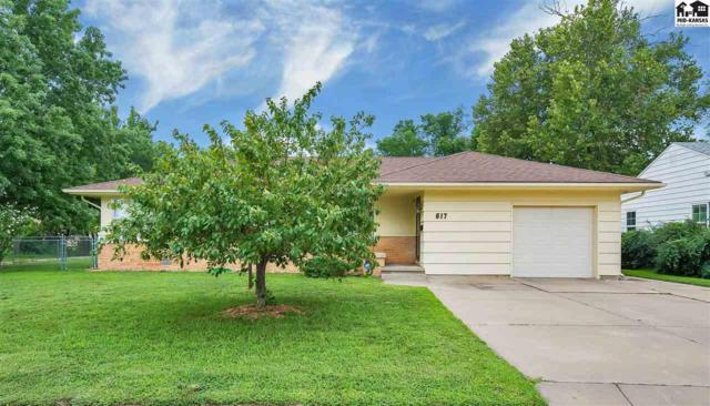 617 E 15th Ave, Hutchinson, KS 67501 (MLS #38152) :: Select Homes - Team Real Estate