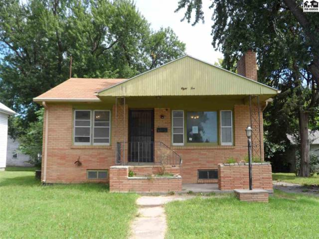 810 N Chestnut St, McPherson, KS 67460 (MLS #38187) :: Select Homes - Team Real Estate