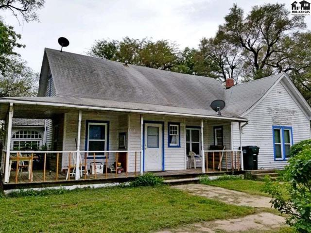 119 W Adams St, Burrton, KS 67020 (MLS #38193) :: Select Homes - Team Real Estate