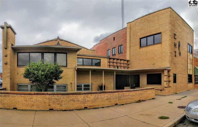 114 W Sherman St, Hutchinson, KS 67501 (MLS #38204) :: Select Homes - Team Real Estate