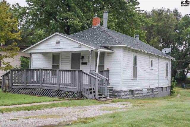 506 W 5th St, Pratt, KS 67124 (MLS #38214) :: Select Homes - Team Real Estate