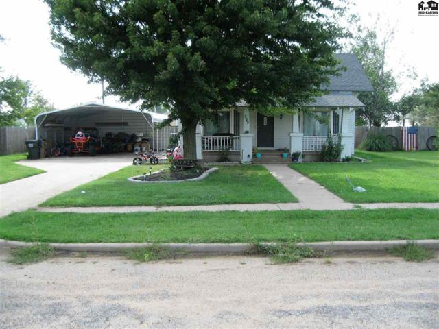 323 N Rhodes Ave, Pretty Prairie, KS 67570 (MLS #38220) :: Select Homes - Team Real Estate