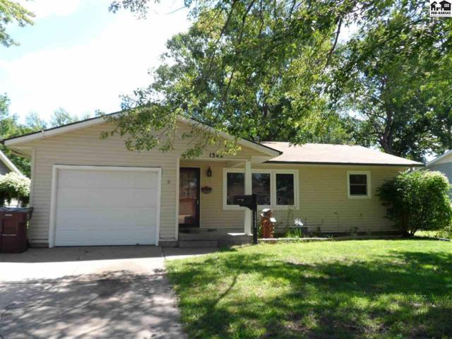 1342 N High Dr, McPherson, KS 67460 (MLS #38250) :: Select Homes - Team Real Estate