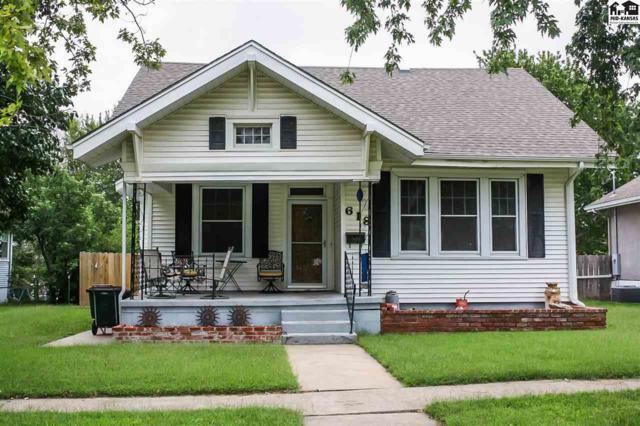 618 N Pine St, Pratt, KS 67124 (MLS #38251) :: Select Homes - Team Real Estate