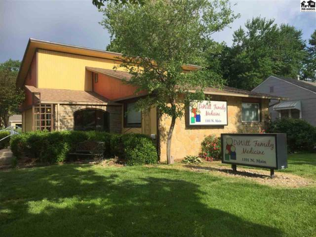 1101 N Main St, McPherson, KS 67460 (MLS #38255) :: Select Homes - Team Real Estate