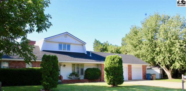 501 Adair Cir, Hutchinson, KS 67502 (MLS #38260) :: Select Homes - Team Real Estate