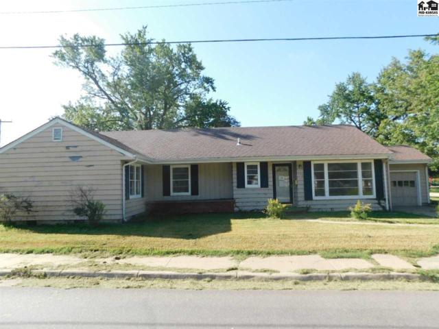120 W Taylor, Lyons, KS 67554 (MLS #38274) :: Select Homes - Team Real Estate
