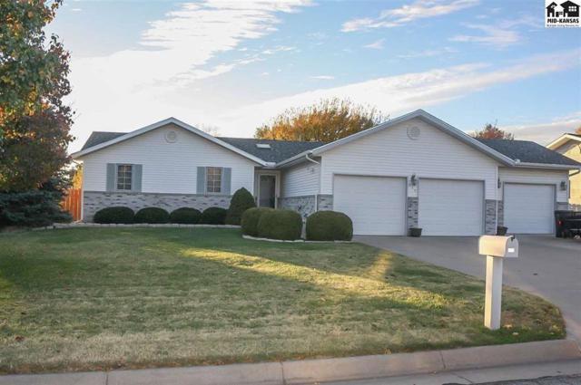 615 Illinois Ave, Pratt, KS 67124 (MLS #38276) :: Select Homes - Team Real Estate