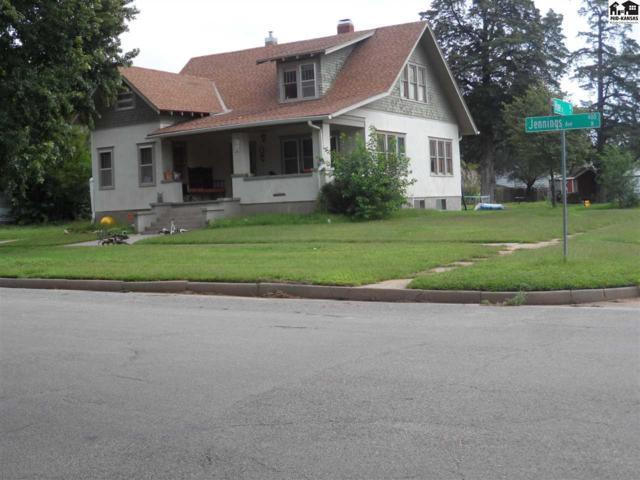 401 N Jennings Ave, Anthony, KS 67003 (MLS #38299) :: Select Homes - Team Real Estate