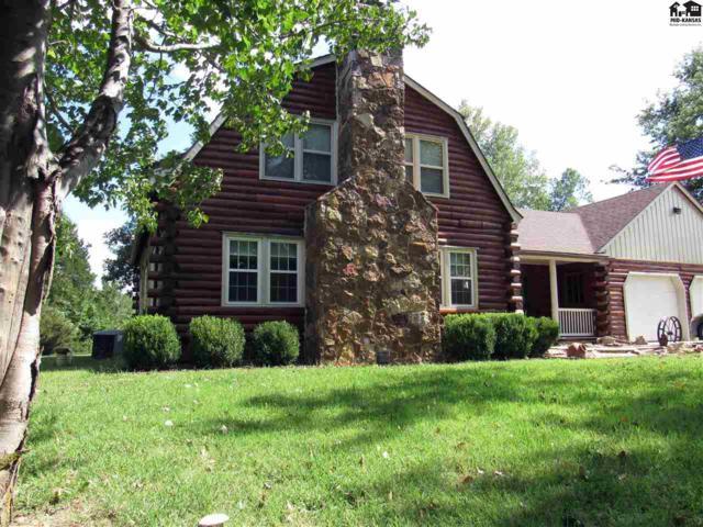 710 S Devena Dr, Hutchinson, KS 67501 (MLS #38305) :: Select Homes - Team Real Estate