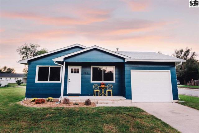 323 N Harvey St, Burrton, KS 67020 (MLS #38307) :: Select Homes - Team Real Estate