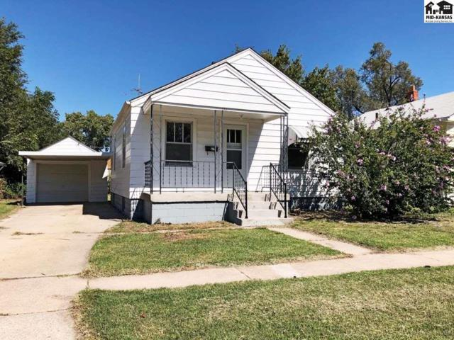 616 W 8th Ave, Hutchinson, KS 67501 (MLS #38309) :: Select Homes - Team Real Estate