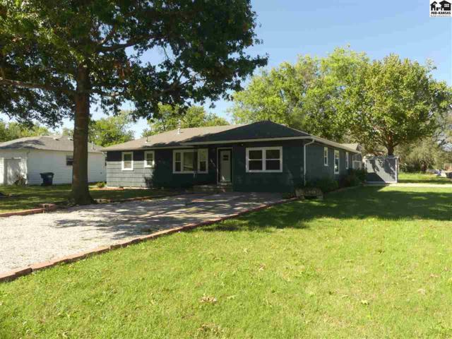 203 S Sedgwick Ave, Burrton, KS 67020 (MLS #38315) :: Select Homes - Team Real Estate