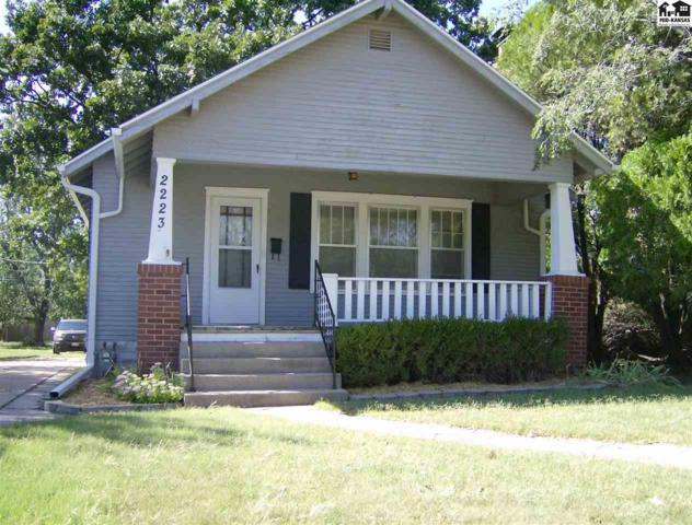 2223 N Monroe St, Hutchinson, KS 67502 (MLS #38319) :: Select Homes - Team Real Estate