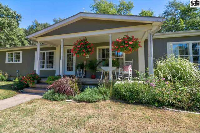 510 1/2 E Cole St, Moundridge, KS 67107 (MLS #38333) :: Select Homes - Team Real Estate