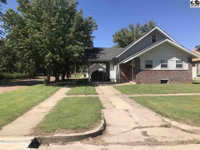 450 Eagle St, Little River, KS 67457 (MLS #38334) :: Select Homes - Team Real Estate
