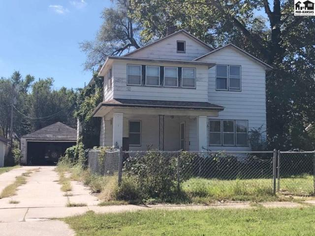 815 E Avenue A, Hutchinson, KS 67501 (MLS #38340) :: Select Homes - Team Real Estate