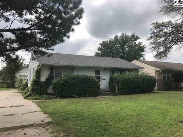 1323 E 10th Ave, Hutchinson, KS 67501 (MLS #38347) :: Select Homes - Team Real Estate