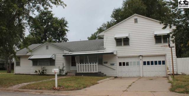 1801 N Harrison St, Hutchinson, KS 67502 (MLS #38349) :: Select Homes - Team Real Estate