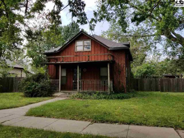 517 N Lehmer St, McPherson, KS 67460 (MLS #38352) :: Select Homes - Team Real Estate