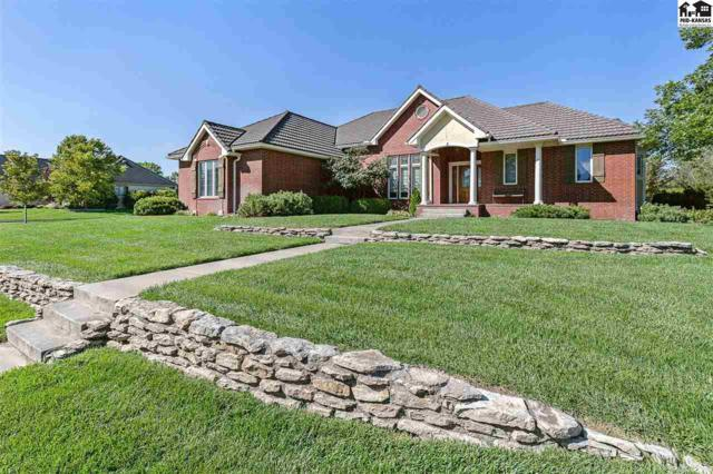 24 Dakota Dr, Hutchinson, KS 67502 (MLS #38365) :: Select Homes - Team Real Estate