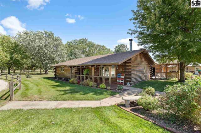 705 E 71st Ave, Hutchinson, KS 67502 (MLS #38393) :: Select Homes - Team Real Estate