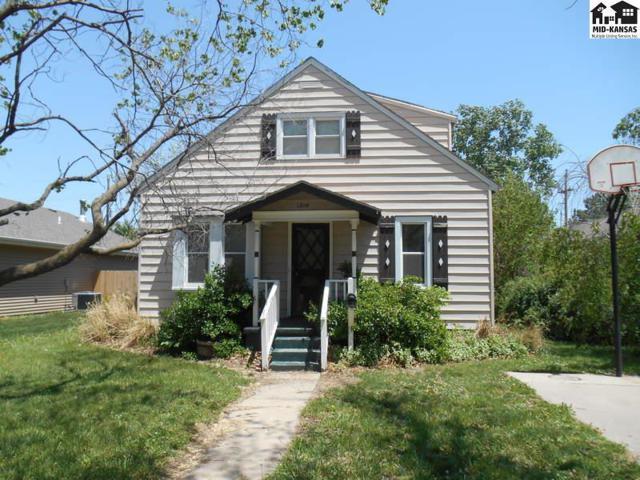 1214 N Maple St, McPherson, KS 67460 (MLS #38428) :: Select Homes - Team Real Estate