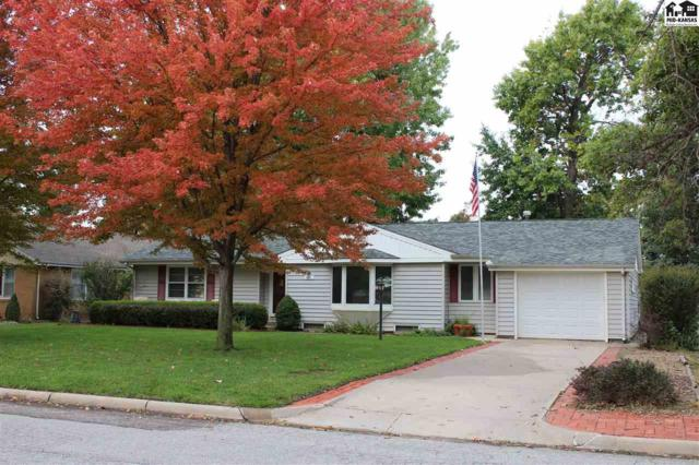 809 N West St, Buhler, KS 67522 (MLS #38488) :: Select Homes - Team Real Estate