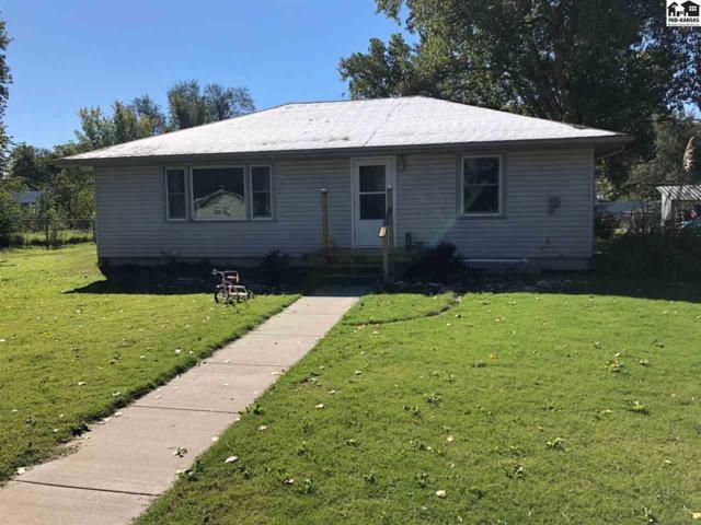 221 W Durst St, Moundridge, KS 67107 (MLS #38496) :: Select Homes - Team Real Estate