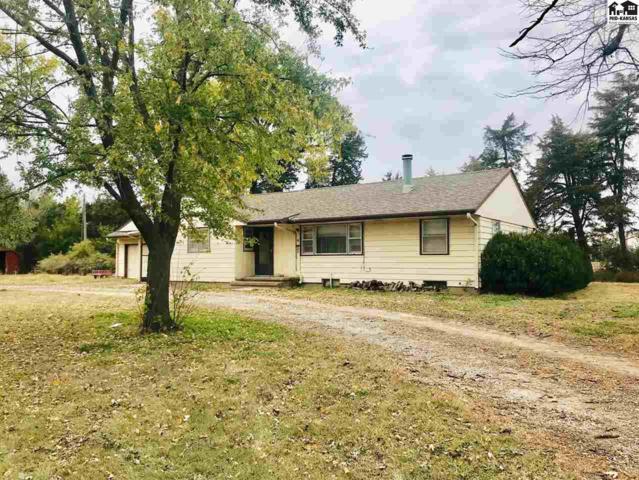 10123 N Burmac Rd, Moundridge, KS 67107 (MLS #38574) :: Select Homes - Team Real Estate