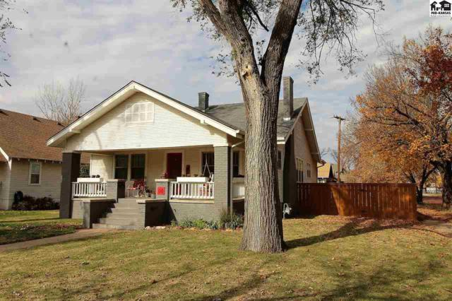 110 E 19th Ave, Hutchinson, KS 67502 (MLS #38608) :: Select Homes - Team Real Estate
