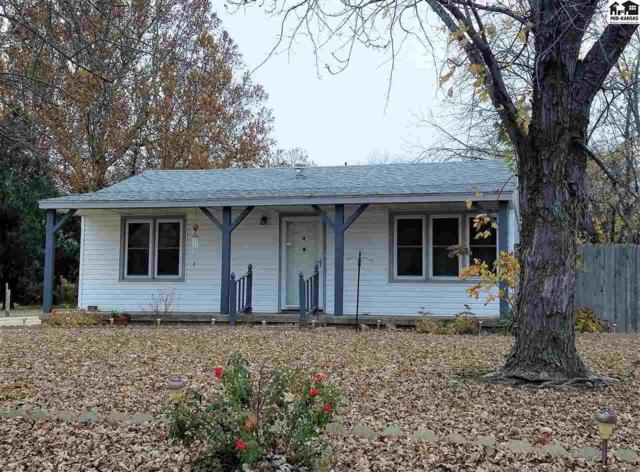 3307 N Plum St, Hutchinson, KS 67502 (MLS #38616) :: Select Homes - Team Real Estate