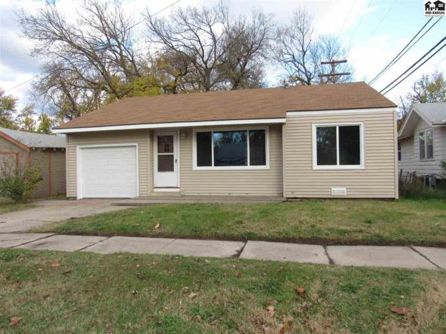 1710 N Madison St, Hutchinson, KS 67502 (MLS #38619) :: Select Homes - Team Real Estate