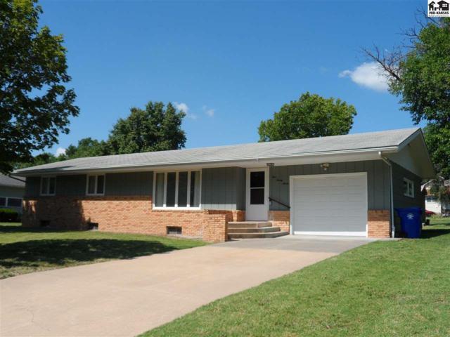 527 S Becker Ave, Moundridge, KS 67107 (MLS #38634) :: Select Homes - Team Real Estate