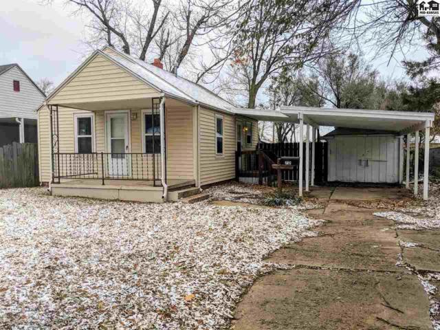 712 E 10th, Hutchinson, KS 67501 (MLS #38638) :: Select Homes - Team Real Estate