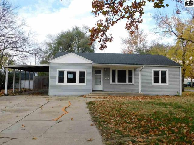 1000 W 20th Ave, Hutchinson, KS 67502 (MLS #38644) :: Select Homes - Team Real Estate
