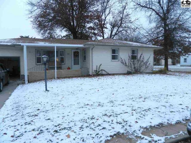 208 E Maple St, Canton, KS 67428 (MLS #38650) :: Select Homes - Team Real Estate