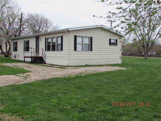 329 W 4th St, Buhler, KS 67522 (MLS #34280) :: Select Homes - Team Real Estate