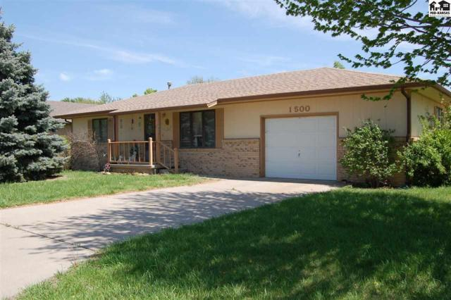 1500 Trail West St, McPherson, KS 67460 (MLS #34766) :: Select Homes - Team Real Estate