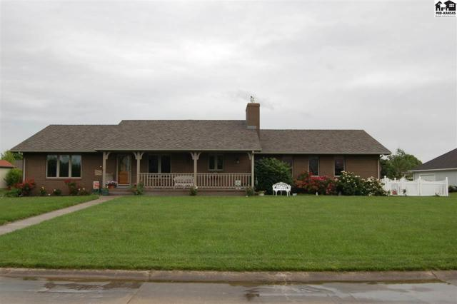 1205 Wildmeadow Rd, McPherson, KS 67460 (MLS #34952) :: Select Homes - Team Real Estate