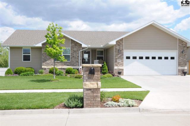 609 S Foxfire St, McPherson, KS 67460 (MLS #35401) :: Select Homes - Team Real Estate