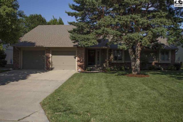 1508 N High Dr, McPherson, KS 67460 (MLS #35432) :: Select Homes - Team Real Estate