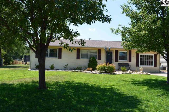 1507 Eastland Dr, Hutchinson, KS 67501 (MLS #35488) :: Select Homes - Team Real Estate