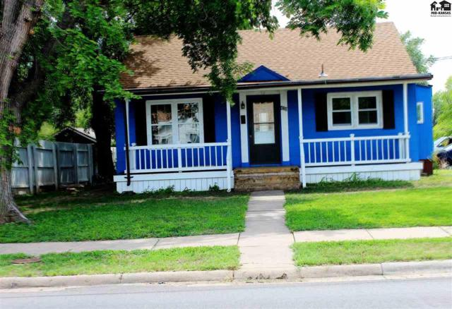 420 W Taylor, Lyons, KS 67554 (MLS #35840) :: Select Homes - Team Real Estate