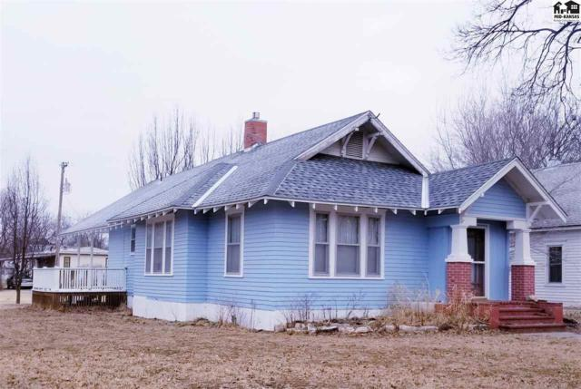 206 S Lincoln St, Marquette, KS 67464 (MLS #36703) :: Select Homes - Team Real Estate