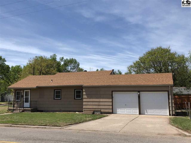 936 E 7th Ave, Hutchinson, KS 67501 (MLS #36723) :: Select Homes - Team Real Estate