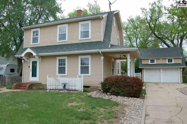 106 S Maple St, Inman, KS 67546 (MLS #36834) :: Select Homes - Team Real Estate