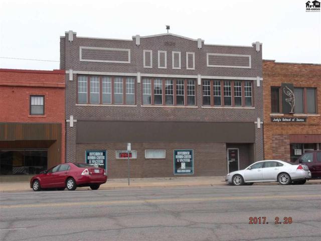 508 N Main St, Hutchinson, KS 67501 (MLS #36852) :: Select Homes - Team Real Estate