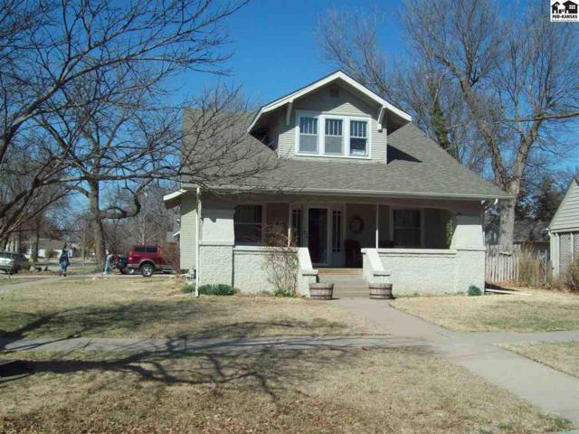 1301 E Euclid St, McPherson, KS 67460 (MLS #36936) :: Select Homes - Team Real Estate