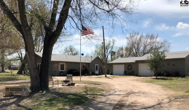 3319 E 69th Ave, Hutchinson, KS 67502 (MLS #37007) :: Select Homes - Team Real Estate